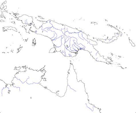 Peta Buta Benua Asia Printablehd Pencinta Geografi Dunia Kosong Mapas