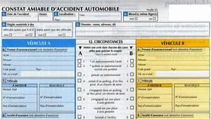 Imprimer Constat Amiable : le constat automobile passe au num rique ~ Gottalentnigeria.com Avis de Voitures