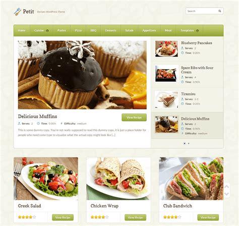 site de recettes cuisine site de recette cuisine gourmandise en image