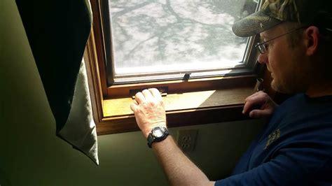 fix  caradco casement window crank mechanism youtube