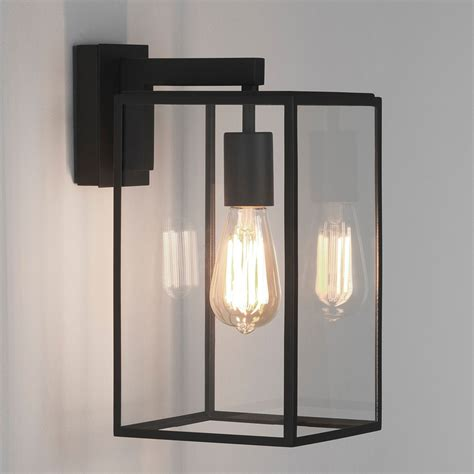 box lantern 350 wall light buy online now at all square