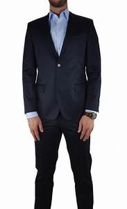 Herren Anzug Modern : modern fit herren baumwoll anzug in der farbe dunkelblau jhu 5555 6731 1 kaufen bei ~ Frokenaadalensverden.com Haus und Dekorationen