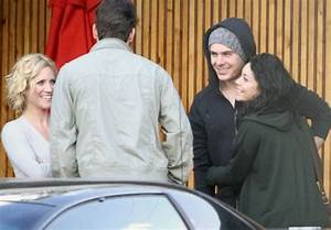 Zanessa Have Lunch w/ Brittany Snow and Ryan Rottman - Oh ...