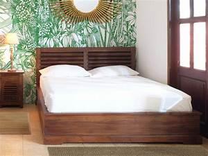 Bett 160x200 Günstig : bett teak massiv bali ii 160 x 200 cm g nstig kaufen ~ Frokenaadalensverden.com Haus und Dekorationen