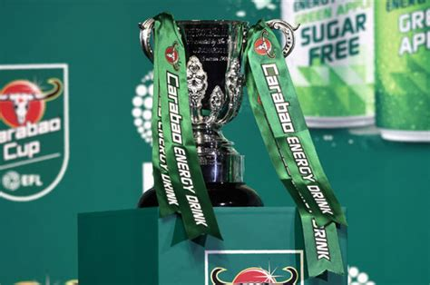 Carabao Cup quarter-final draw: Start time, live stream ...