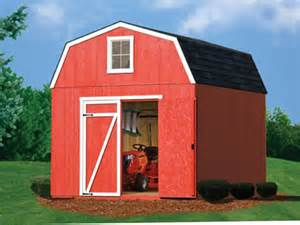 scle heartland estate 10ft x 12ft gambrel wood storage shed