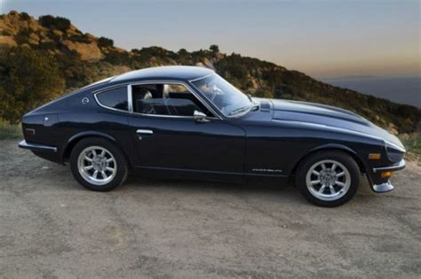 1971 Datsun 240-z. A Classic Design, Classic Sports Car. I