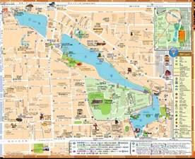 Beijing Tourist Attractions Map