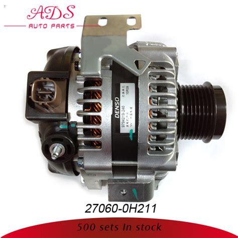 Rav4/acv40/camry Car Alternator For Cars Oem