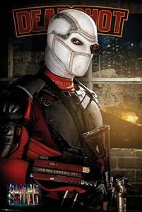 Suicide Squad images Suicide Squad - Deadshot Poster HD ...