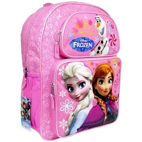 frozen pink large backpack fccfk