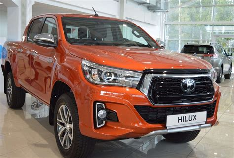 2019 Toyota Diesel Hilux by Toyota Hilux 24 Diesel 2019 Toyota Review Release