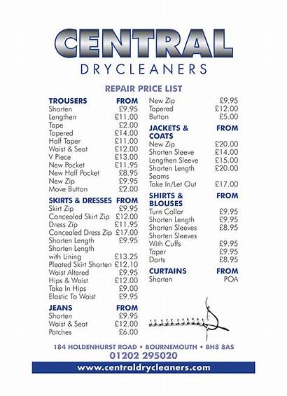 Pricing Laundry Dry Service Cleaners Hesitate Questions