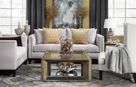 Z Gallerie Decorating Ideas by Warm And Welcoming Contemporary Living Room By Z
