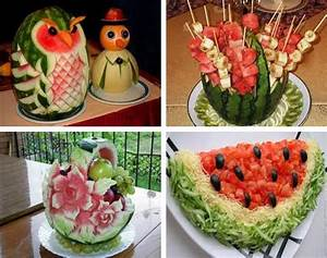 Watermelons Inspired, Creative Food Design Ideas and ...