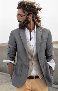 Lange Haare Männer Stylen : die besten 25 lange haare m nner ideen auf pinterest lange haare m nnerfrisuren ~ Frokenaadalensverden.com Haus und Dekorationen