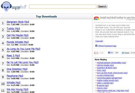 Top 10 Sites To Download English Songs