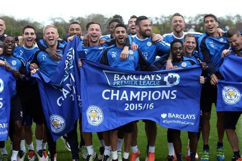 Revealed: Leicester players who will get a Premier League ...