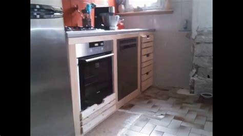 meubles de cuisine en bois meubles de cuisine en bois de palettes de recup