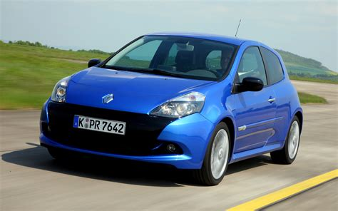 Renault Clio R S Backgrounds by Renault Clio R S 2009 Wallpapers And Hd Images Car Pixel