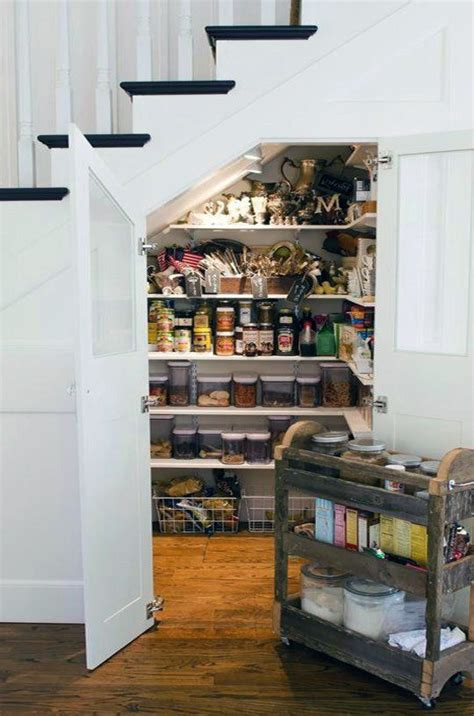 stairs pantry decoration ideas  kitchen