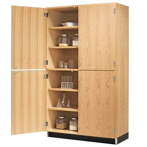 split level science storage cabinets  diversified