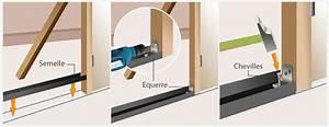 Dimension Carreau De Platre : monter une cloison en carreaux de pl tre mur ~ Dailycaller-alerts.com Idées de Décoration