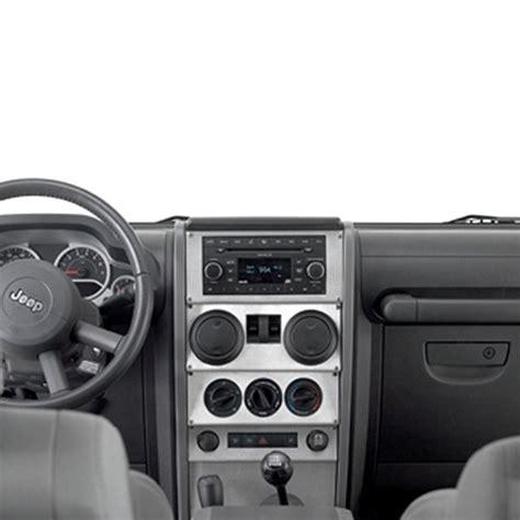 warrior 174 jeep wrangler 2007 center dash cover
