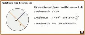 Durchmesser Berechnen Umfang : wie bekomme ich den durchmesser raus wenn ich den umfang habe mathe ~ Themetempest.com Abrechnung