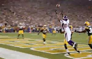 Trigg Pack The Real Reason The Vikings Cut Randy Moss