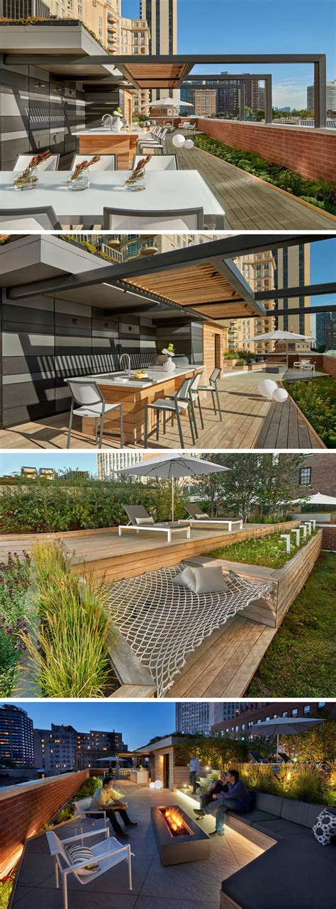 These 10 Rooftop Decks Are Always Ready For Outdoor