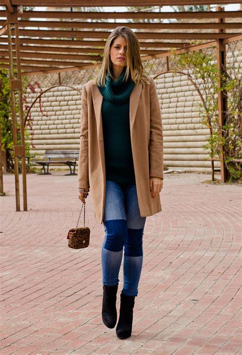 modern street style outfits  turtlenecks
