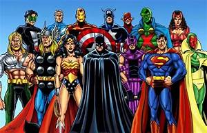 Which, Is, The, Most, Powerful, Superhero, Team-the, Avengers, Or, The, Justice, League
