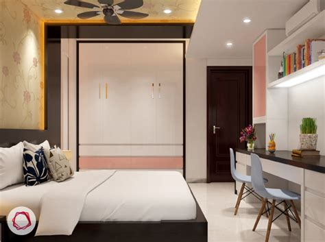 Interior Design For Small Bedroom India by 5 Wardrobe Designs For Small Indian Bedrooms