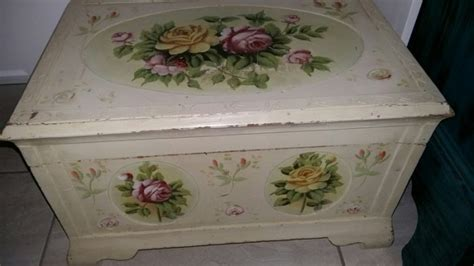 shabby chic storage box wooden shabby chic storage box for sale in kinsealy dublin from coyne1978