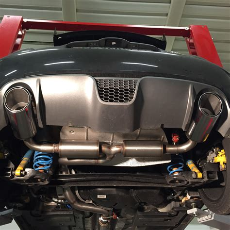 Fiat Abarth Exhaust by Exhaust System Fiat 500 Abarth 595 Competizione Cars And