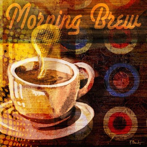 Get your whole bean and ground coffee, as well as coffee pods, from fire dept. Coffee Break I Mural By Paul Brent   Murals Your Way