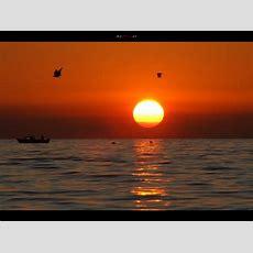 Sonnenuntergang Wallpaper Bilder Mypicsat