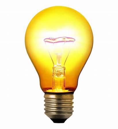 Bulb Transparent Idea Thinking Bright Pngpix Glass