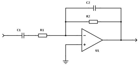 bandpass filter design calculator simple bandpass filter calculator
