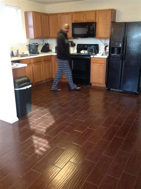 kitchen wood tile floor ted s floor and decor a family flooring company 6571