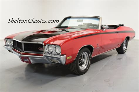 1970 Buick Gs 455 Stage 1 by 1970 Buick Gs 455 Stage 1 Clone For Sale 87769 Mcg