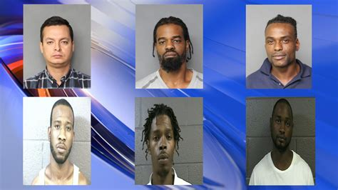 19 million trafficking conspiracy leads to arrest of five hton roads wtkr
