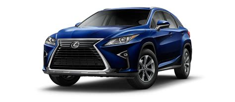 lexus rx  color options wilde lexus sarasota