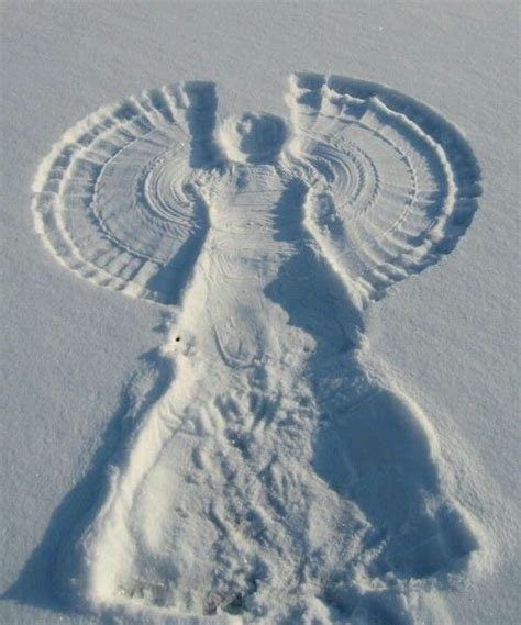 Sand angel Things I love Snow angels Winter
