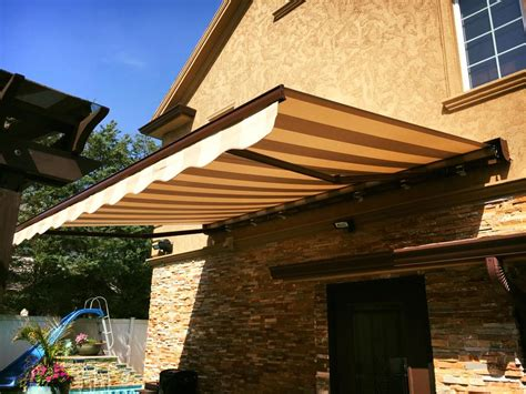 belmar  jersey retractable awnings  awning warehouse ny awnings nj awnings