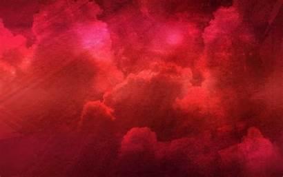 Sky Dark Gifs Merah Rojo Roja Fondos