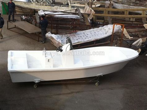 Liya 58m Fiberglass Hull Panga Workboat Fishing Boats