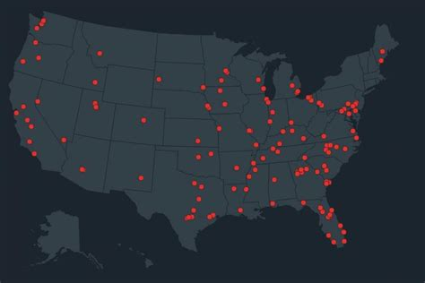 Map: Every School Shooting in America Since 2013