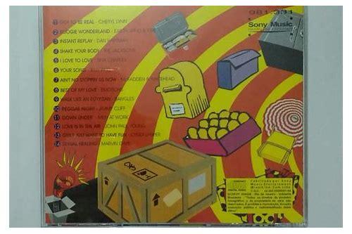 dança anos 90 jovem pan baixar cd
